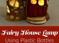 Fairy House Gardens to make