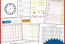 Calendar Learning for Kids
