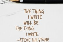 Writing quotes / A collection of inspirational quotes for everyone who loves writing. Updated every day.