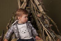 Roots baby / Notre univers Roots baby, nature et authenticité pour nos petits trappeurs !