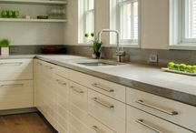 Dreaming of a new kitchen / by Trina Stewart