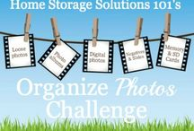 photo ideas and organizing / by Sherry H Thompson