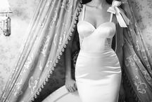 In white + Wedding ideas / White is pure and sacramental