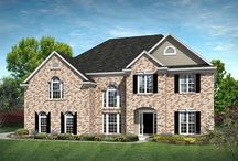 Shea Homes Charlotte Floorplans / A large variety of Floorplans worth exploring! There's something for everybody. Great design ideas! Click the picture to edit the elevations and options to create your dream home.