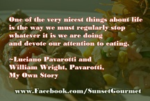 Food / Not recipes but just stuff about food. Cause we all have to eat, and eating ought to be enjoyable.