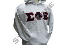Sigma Phi Epsilon Fraternity  / Hoodies, Zip-ups, Stoles, and much more....