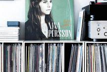 Vinyl in my house / by Erendira Negrete