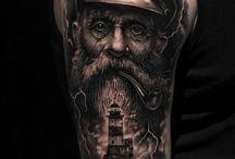Realistic tatoo