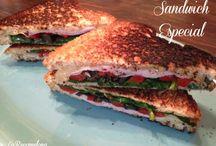 Sandwiches º Emparedados