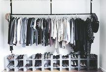 Walkinn closet