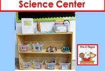 Preschool science / by Jill Nelson
