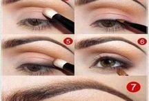 Skoonheid / Eye make-up