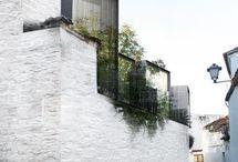 Le architecture