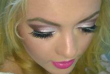 Make-up by Cecilia Enasel