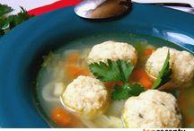 závarky do polievky