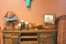 Western decor / by lynzie young