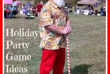 Holiday parties / by Ebonie Stafford