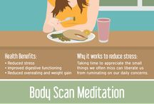 Mindfulness Infographics / Get valuable info on mindfulness.
