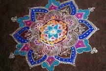 Rangoli / by vidya usa