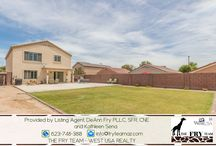 HOME FOR SALE! Sundance Home in Quiet Cul-de-Sac Location / 23855 W Tonto Street, Buckeye, AZ 85326