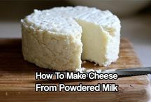 Cheese Making / How to make cheese at home