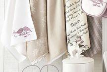 скатерти, полотенца, салфетки