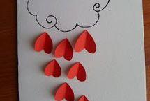 Il pleut des cœurs