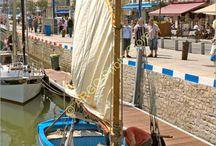 Pissaro boat subjects