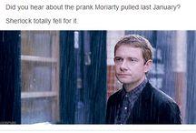Potter, Sherlock, Who. My British obsession.