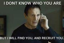 Recruiter life
