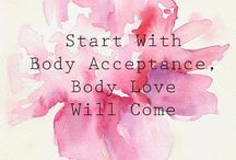 BODY POSITIVITY & CONFIDENCE / LOVE YOUR BODY, BE MORE POSITIVE AND CONFIENT