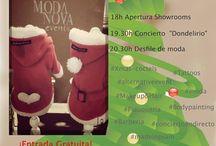 Alternative Xmas Afternoon by Moda Nova Events