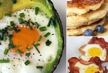 Breakfast Recipes / by Christine Jones
