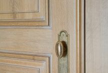 Lefèvre Interiors bedroom design - traditional / Custom made design