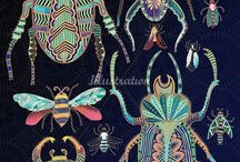 Imaginary Creatures / Fantastical, mythical and bestiary creatures and animals