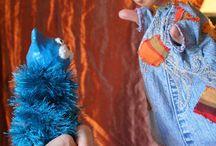 marionnettes / photos de marionnettes