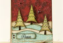 Cards - Christmas/Winter / by Christine DePol