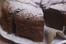Gâteaux chocolats