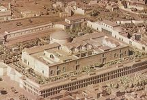 Classic Architecture / Various well known buildings from the greek-roman Antiquity