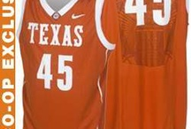 Longhorn Basketball / by University Co-op