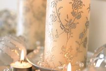 Inšpirácie - Zimná krása v detailoch/Inspiration - Winter decorations