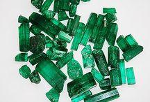 Gems and Minerals / by Kirsten Summer