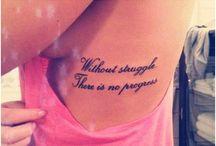 Tattoos #TL series / Like it