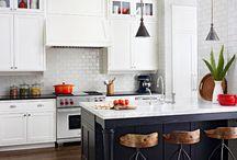 Kitchen / Идеи для самой удобной кухни, которая вдохновляет на кулинарные шедевры