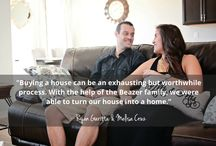 Discover Beazer / Read stories from real homeowners on why they chose their Beazer Home.