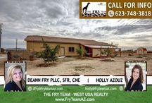 SOLD! 3 ACRES Single Level Buckeye Home / 29519 W Roosevelt Street, Buckeye, AZ 85396