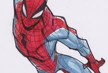 Drawings: Spider-man (Ramos)