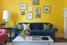 Living Room / by Sarah Cervak
