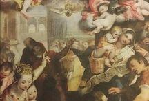 Barocci / Storia dell'Arte Pittura  16°-17° sec.  Federico Barocci  1528-1612
