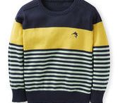 Kids striped sweater